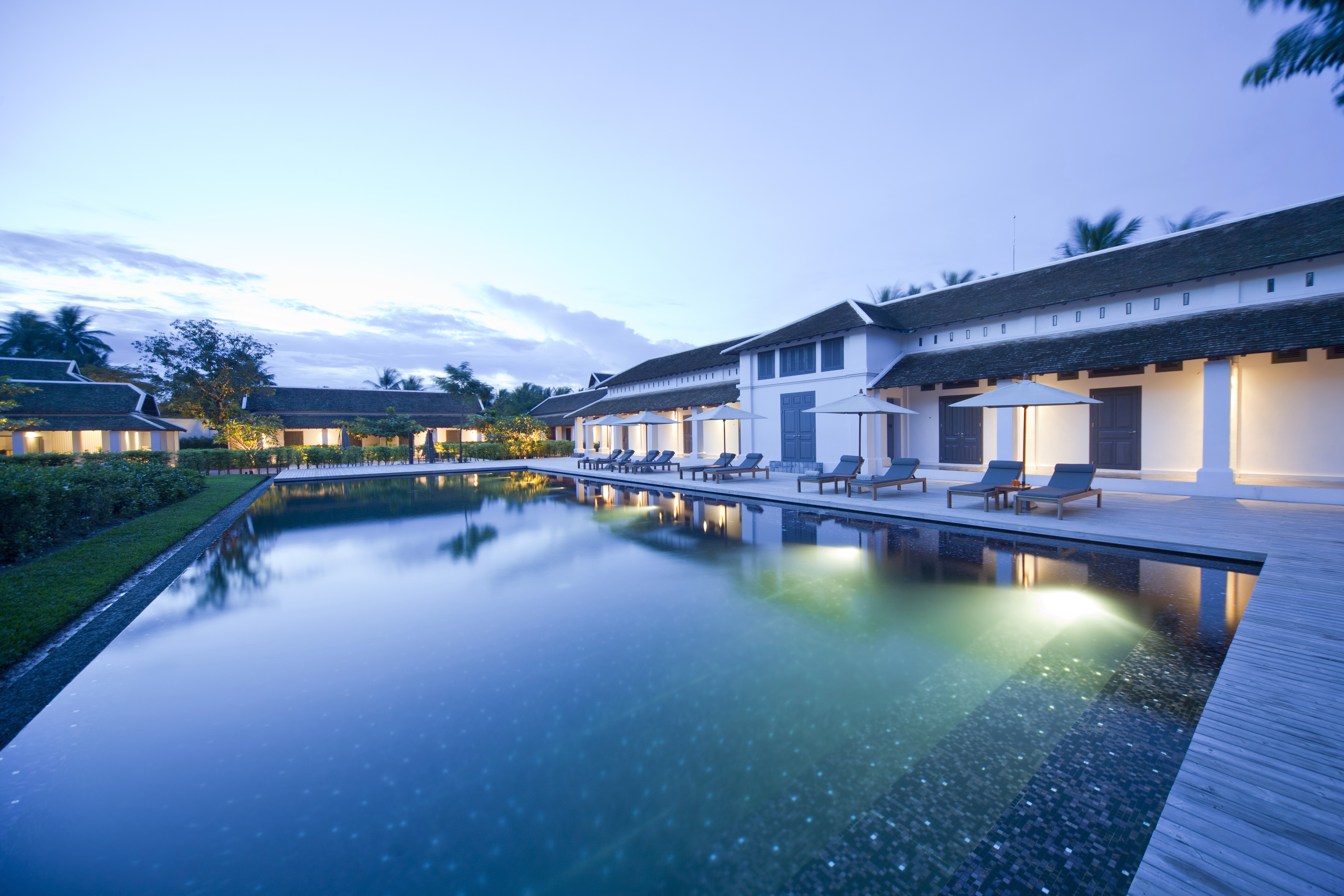 5 star luxury at the sofitel luang prabang laos for Laos hotels 5 star